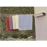 Household Essentials 15-7 5-Line Retractable Clothesline