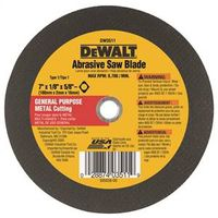Dewalt DW3511 Type 1 Abrasive Saw Blade
