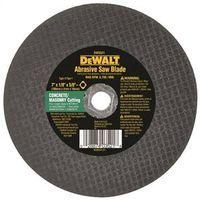Dewalt DW3521 Type 1 Abrasive Saw Blade