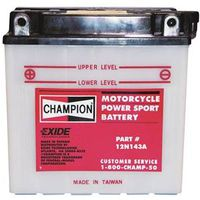 Exide 12N143A Small Engine Battery