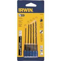 Irwin 4935642 Jobber Length Drill Set