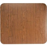 HY-C L3242WW-3 Lined Stove Board with Rounded Corners
