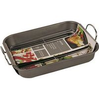 Euro-Ware EW553 Non-Stick Roaster With Rack
