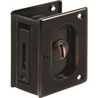 Prime-Line N 7368 Pocket Door Privacy Lock