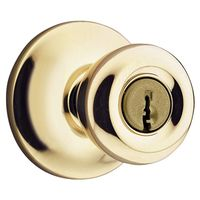 Kwikset Mobile Home 400 Signature Entry Knob Lock