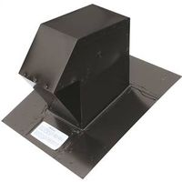 Ventilation Maximum CT-4-N Slope Roof Exhaust Trap