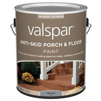 Valspar 024.0082030.007 Anti-Skid Enamel Porch and Floor Paint