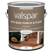 Valspar 024.0082032.007 Anti-Skid Enamel Porch and Floor Paint