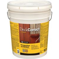 Cabot 140.0025200.008 Deck Correct Waterproof Deck Coating