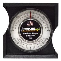Johnson 750 Pitch and Slope Locator