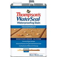 Waterseal TH.041821-16 Transparent Waterproofing Stain