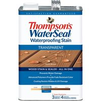 Waterseal TH.041841-16 Transparent Waterproofing Stain