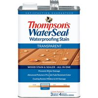 Waterseal TH.041851-16 Transparent Waterproofing Stain