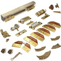 L.E. Johnson 100FD Door Hardware Set