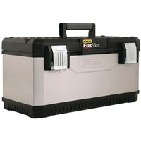 Stanley FatMax Tool Box 11-1/2 in W x 26 in D x 11.6 in H