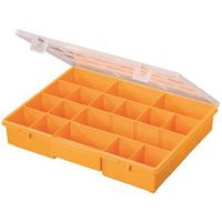 Stack-On SB-18 Storage Box With Removable Dividers