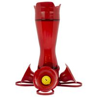Perky Pet 403CP Pinch Waist Hummingbird Feeder With Free Nectar