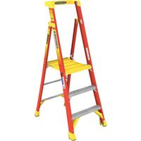 Werner PD6203 Podium Ladder