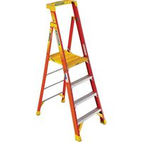Werner PD6204 Podium Ladder