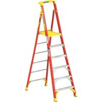 Werner PD6206 Podium Ladder