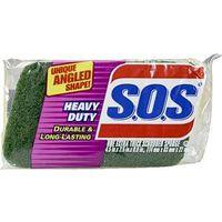 Clorox 91016 S.O.S Scrubbing Sponges