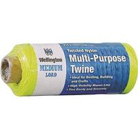 Wellington Opti-Brite Twisted Seine Twine