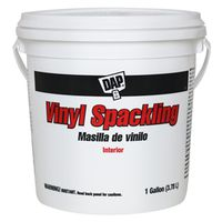 DAP 12133 Ready-to-Use Vinyl Spackling