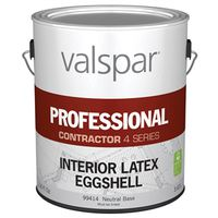 Valspar CONTRACTOR 4 99410 Professional Latex Paint