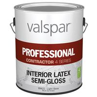 Valspar CONTRACTOR 4 99420 Professional Latex Paint