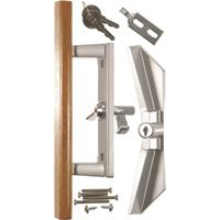 Hampton VK1104 Locking Reversible Door Handle