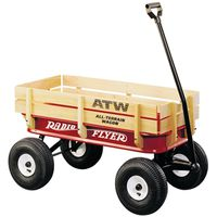 Radio Flyer 32 Pneumatic Tire Wagon