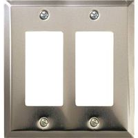 AmerTac Amerelle Traditional 161RR Square Corner Wall Plate