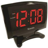 Westclox 70028 Plasma Alarm Clock
