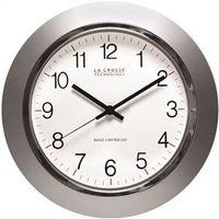 LA Crosse WT-3144S Atomic Wall Clock