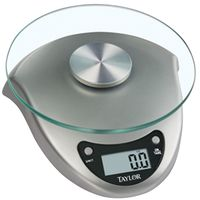 Taylor 3831S Digital Kitchen Scale