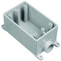 Thomas & Betts E980DFN-CTN Rigid Type FSC FS Switch Box