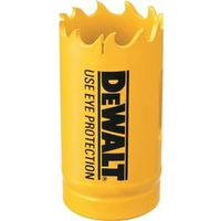 Dewalt Guaranteed Tough D180022 Bi-Metal Hole Saw