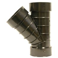 Hancor 0422AA Single Wall Pipe Wye