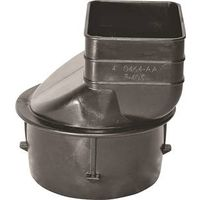Hancor 0464AA Corrugated Drain Downspout Adapter