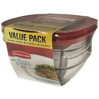 Eazy Find Lids 2856010 Food Container Set