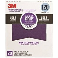 3M Pro Grade Pro Grade Non-Slip Sand Paper? With NO-SLIP GRIP Backing