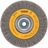 Dewalt DW4904 Medium Face Crimped Wire Wheel Brush