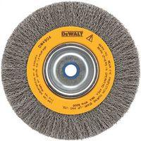 Dewalt DW4904 Medium Face Crimped Wire Wheel Brush