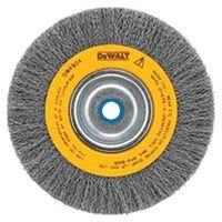Dewalt DW4905 Medium Face Crimped Wire Wheel Brush