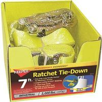 Keeper 89105-10 Ratchet Tie Down