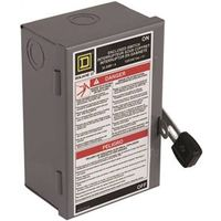 Square D L211N Safety Switches