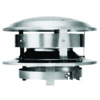 Sure-Temp 206800 Round Type HT Chimney Topper