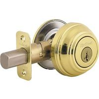 Kwikset 9803 Signature Single Cylinder Dead Bolt