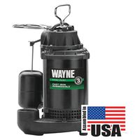 Wayne CDU800 Submersible Sump Pumps