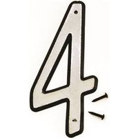 Hy-Ko 30600 Reflective House Number
